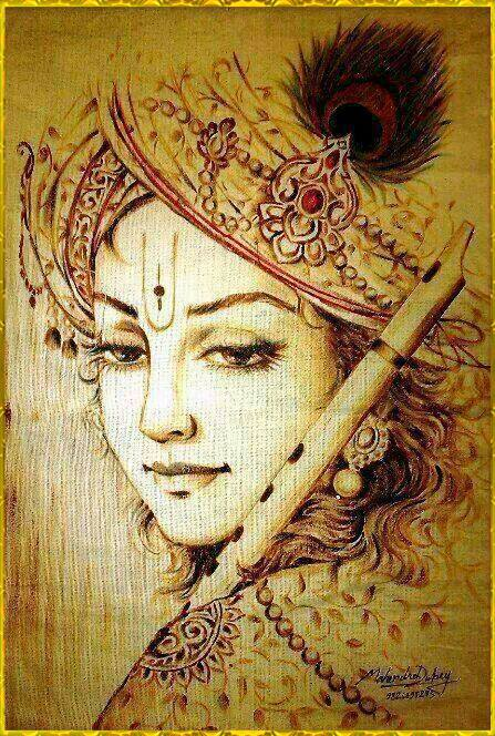 Lord Sri Krishna - An embodiment of Universe!