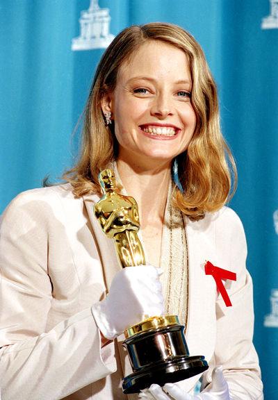 Jodie Foster - 1992 Oscar