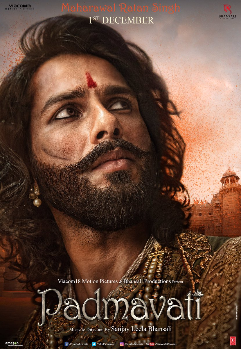 Shahid Kapoor as Ratan Sen